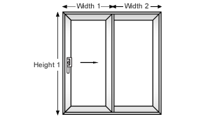 U value wer calculator doors style 3 for Door u value calculator